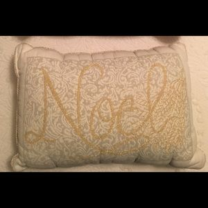 Other - NOEL Christmas pillow